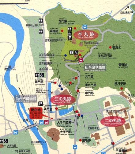 004_01_01_仙台城(Sendai Castle)