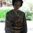 備中松山城下・武家屋敷の女性