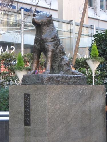 忠犬ハチ公(1923~1935)